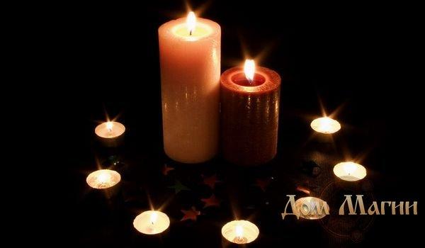 Как действует приворот на церковных свечах