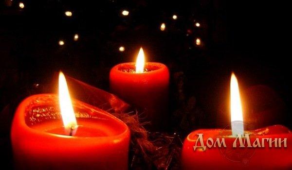 Отворот на фото с применением воска от свечи
