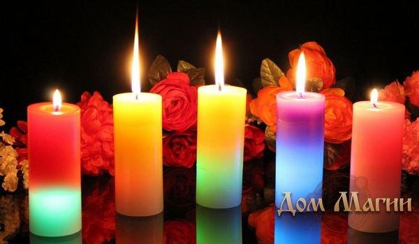 Заговор для привлечения клиентов со свечами