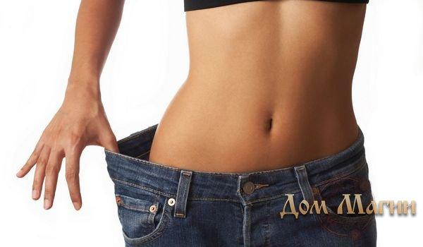 Сильный заговор для похудения