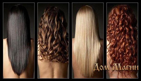 Цвет волос – трактовка сновидений