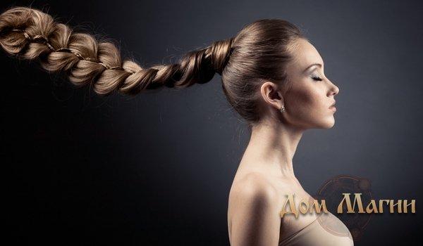 Заплетать или завивать волосы во сне