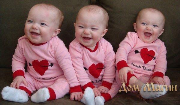 Дети-близнецы – толкование сна
