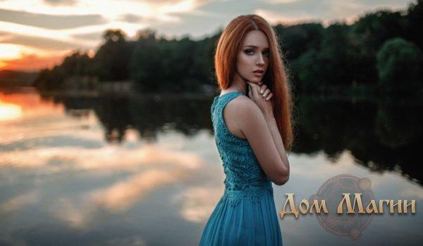 Сонник девушка блондинка с длинными волосами