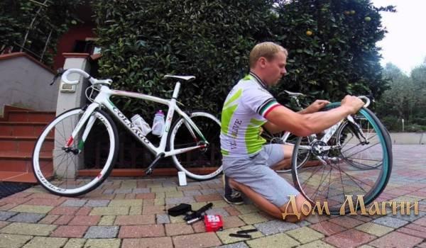 Ремонтировать велосипед – толкование сна
