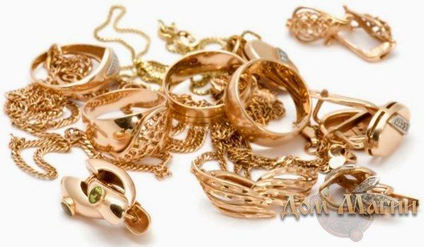 Сонник толкование снов найти золотые украшения