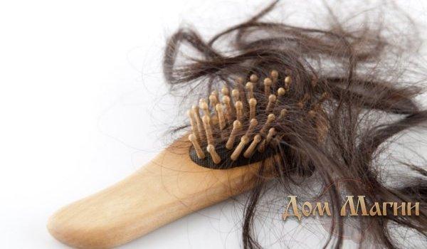 Обряд с собственными волосами