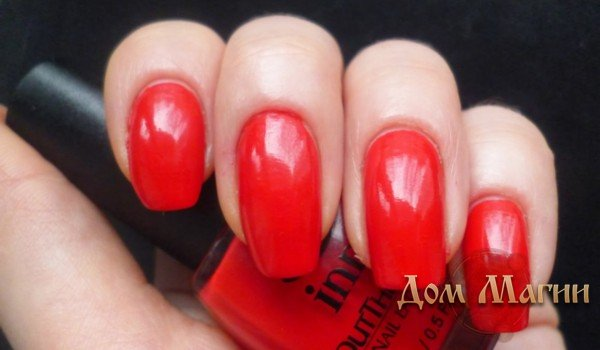 Красные ногти - сонник