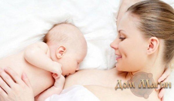 К чему снится кормление грудью?