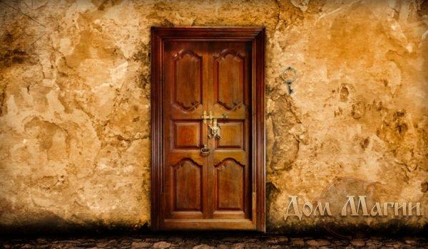 Запертая дверь во сне