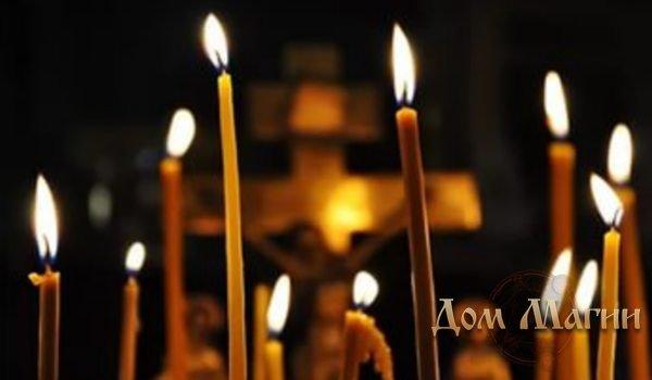 К чему снится ставить свечу?
