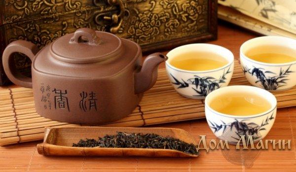 Чайный обряд