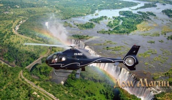 К чему снится летать на вертолете?