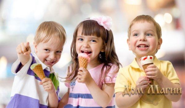 Сонник есть мороженое к чему снится  есть мороженое во сне