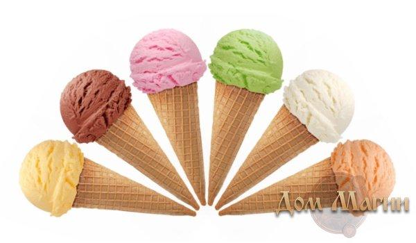 Много мороженого во сне