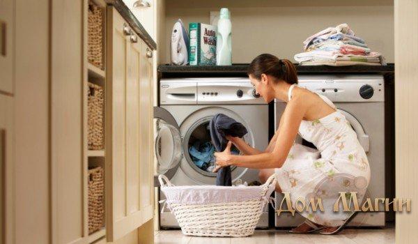 К чему снится стирать в стиральной машине?