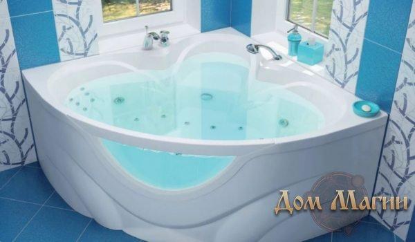 К чему снится ванна с водой?
