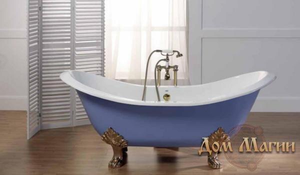 Новая ванна во сне