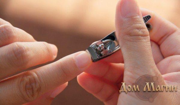Снится стрижка ногтей на руках