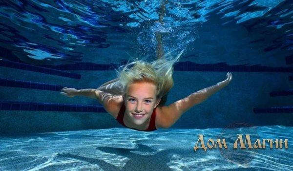 К чему снится плавать в воде: чистой, грязной, мутной. Сонник: плавать во сне в реке, в море, в озере.