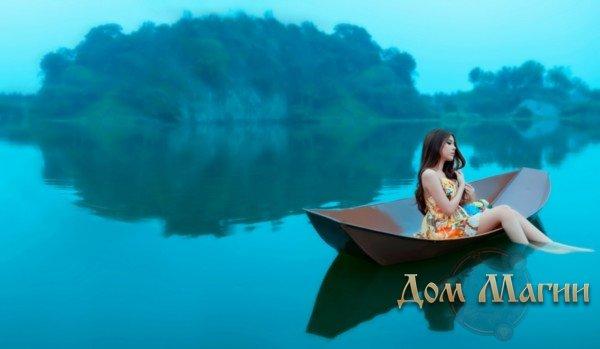 Плавать на лодке – значение сна